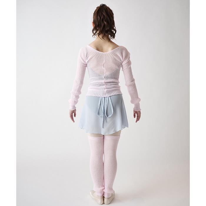 大人バレエ巻きスカート