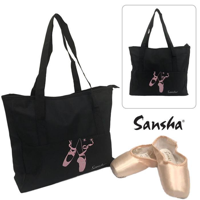 【サンシャ】92AH0006Pトゥシューズトートバッグ