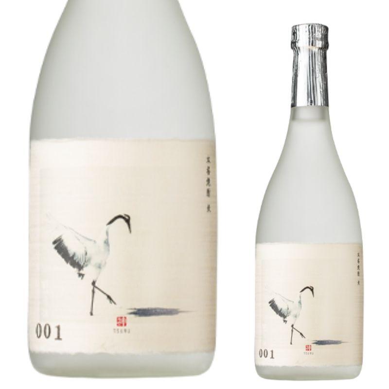 本格焼酎 酔神の隠し酒 鶴 米焼酎