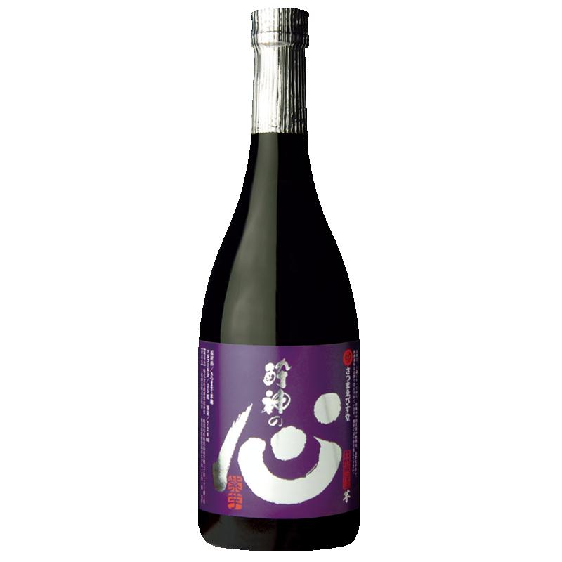 本格焼酎 酔神の心 紫芋
