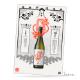 純米酒「酔天女」アマビエ祈祷ボトル