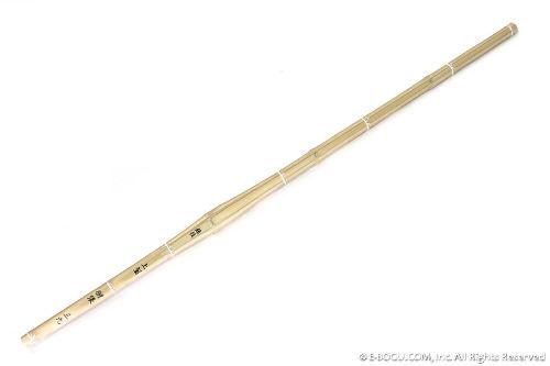 上製剣道竹刀 竹のみ サイズ37(中学女子用)