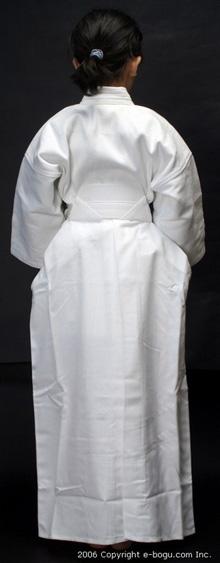 高級白晒袴8000番 サイズ22〜24号
