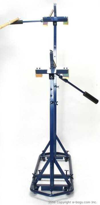 剣道練習用二段打込台
