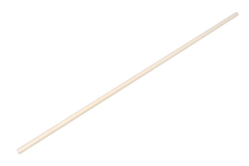 日本製合気道用白樫4.2尺杖 8分径(約24mm)