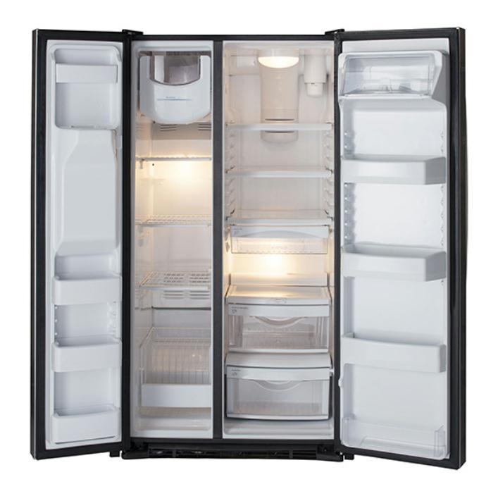 マーベ(mabe) 冷凍冷蔵庫 MSM25GS SS(ステンレス) 運賃込み