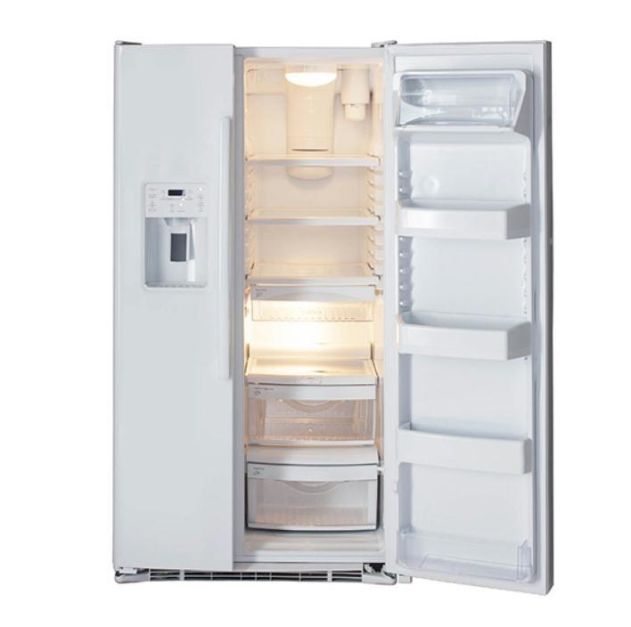 マーベ(mabe) 冷凍冷蔵庫 MSM25GG WW(ホワイト) 運賃込み