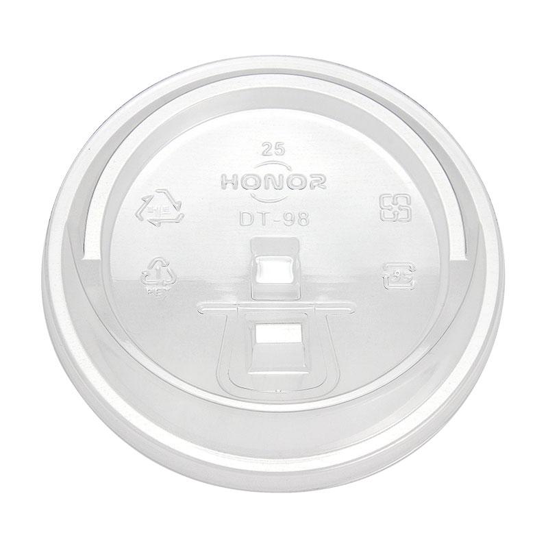 プラスチックカップ蓋 HONOR φ98 PEダイレクトリッド DT-98 1,000個