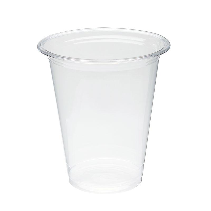 プラスチックカップ TAPS92-370L 12オンス ペットカップ 1,000個