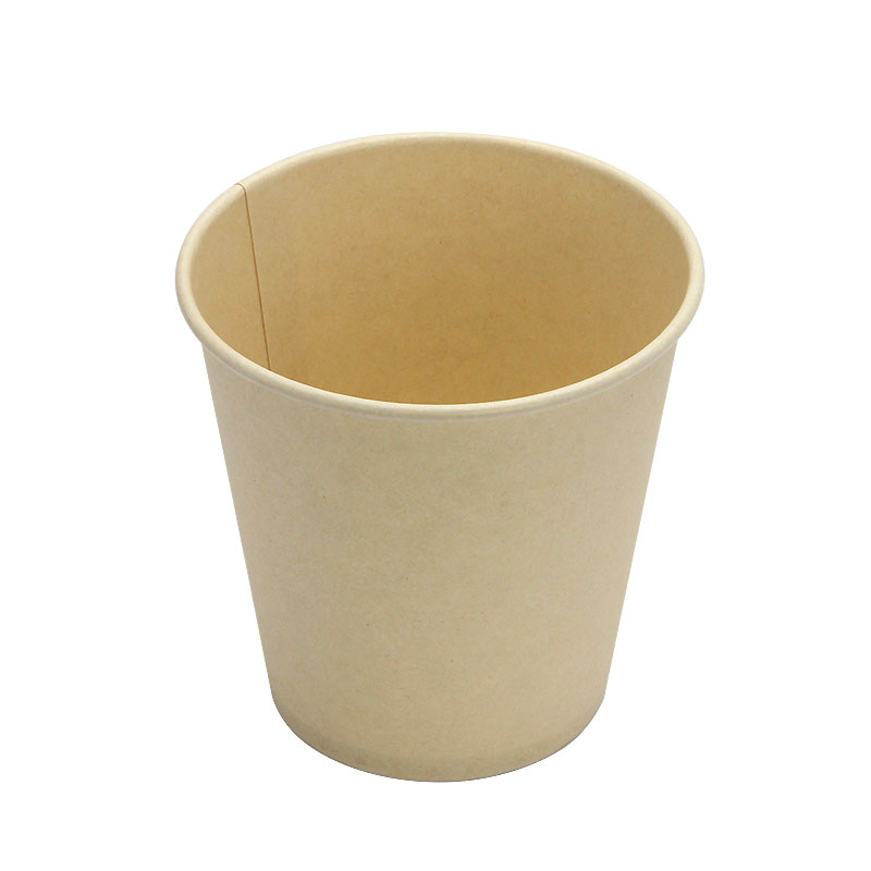 エコカップ バガスPLA紙コップ 10オンス AS-BP 50個