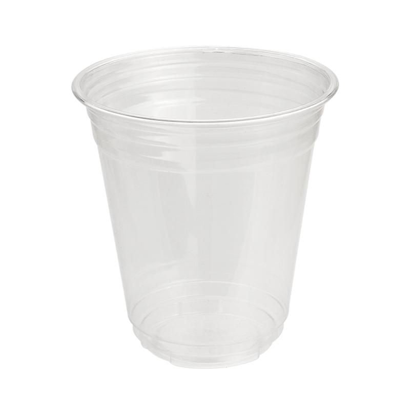 プラスチックカップ バイオペットコップ HF98-12/14 バイオマスPET 50個