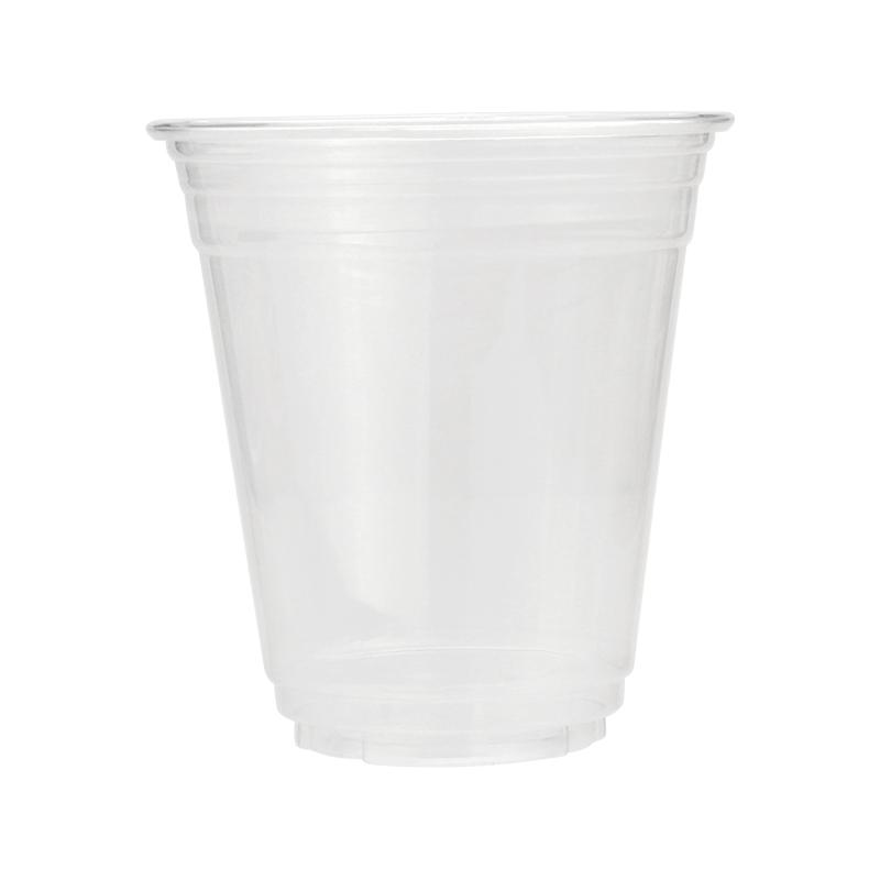 プラスチックカップ バイオペットコップ HF98-12/14 バイオマスPET 1,000個
