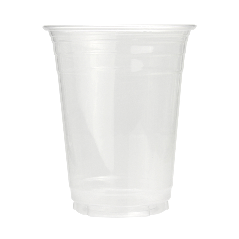 プラスチックカップ バイオペットコップ HF98-16 バイオマスPET 50個