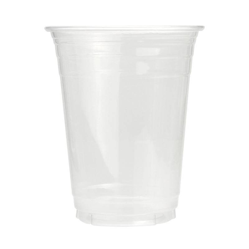 プラスチックカップ バイオペットコップ HF98-16 バイオマスPET 1,000個