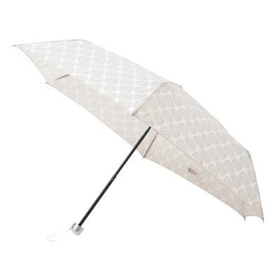 フローラ 晴雨兼用折りたたみ傘