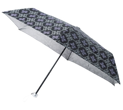 ブリリア 晴雨兼用折りたたみ傘