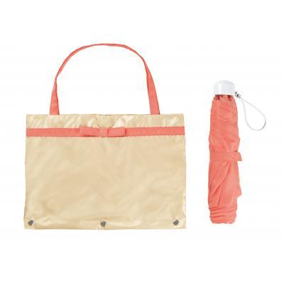 スプリマ バッグ付きハンディアンブレラ