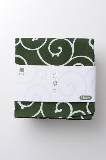 京唐草ふろしき(90cm)
