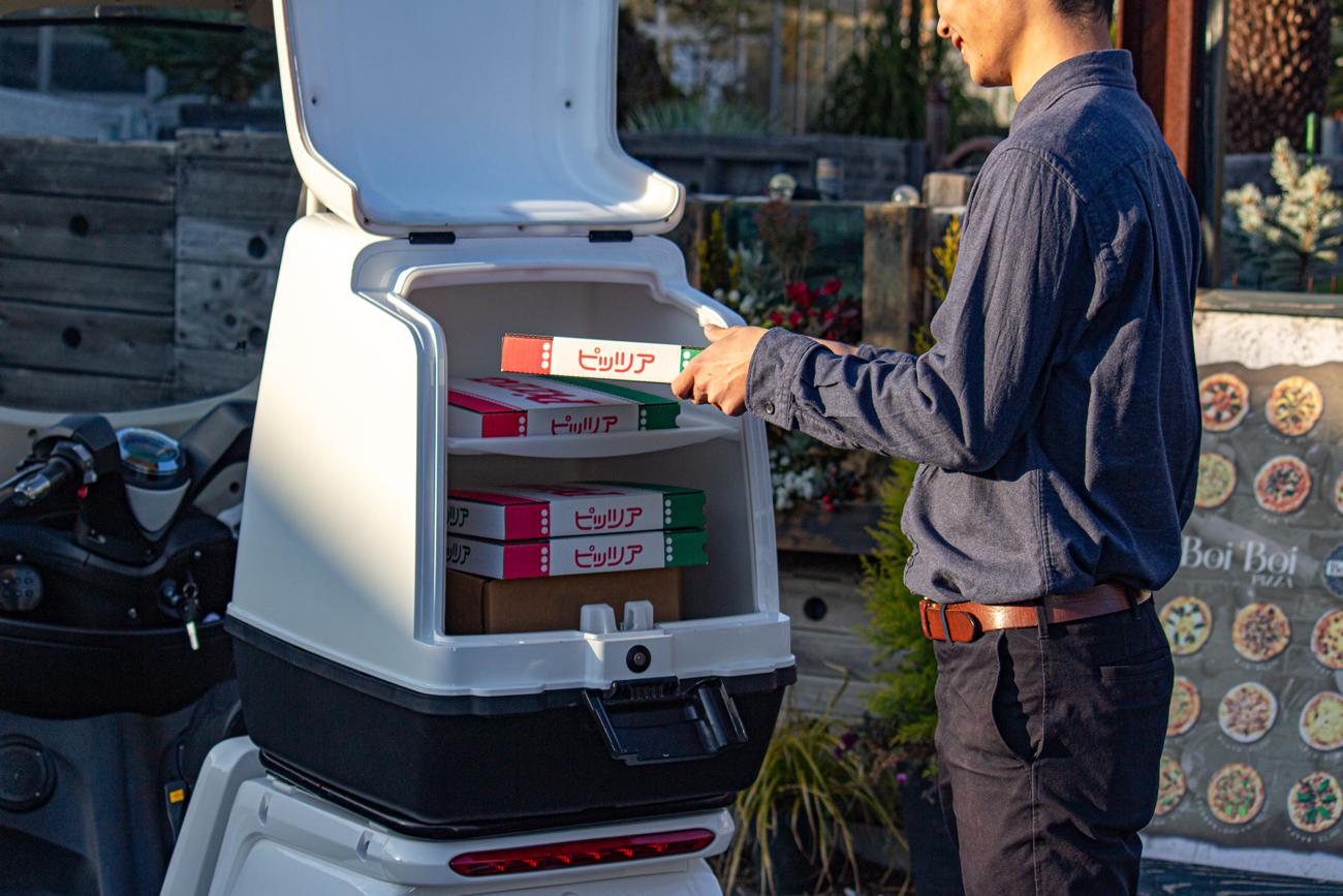 EV DELIVERY専用積載BOX(110L) ※送料無料