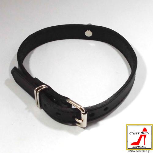 20mm首輪(黒)