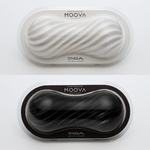 TENGA MOOVA ROCKY BLACK