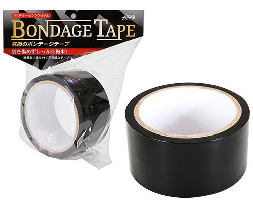 ボンテージテープ 黒