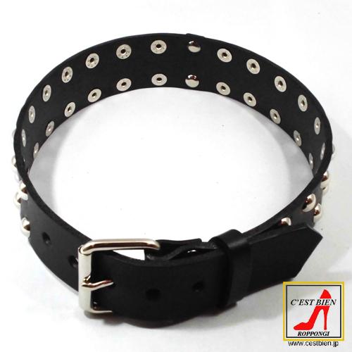 奴隷女の首輪 L(黒)
