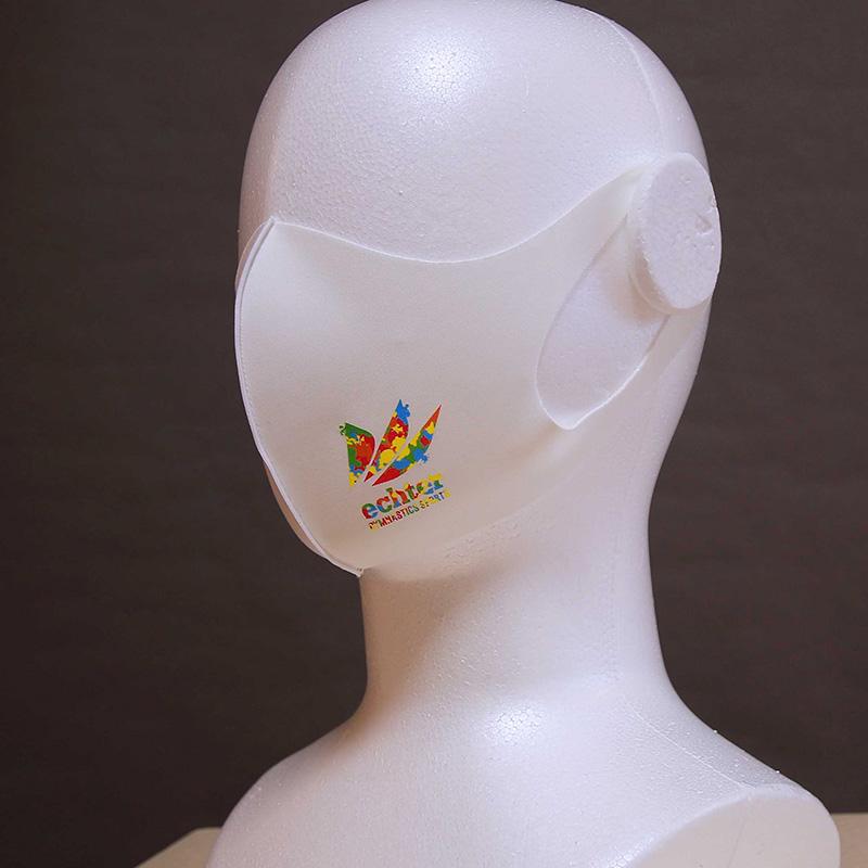 大人サイズ マスク  Multicolor echter (WH)