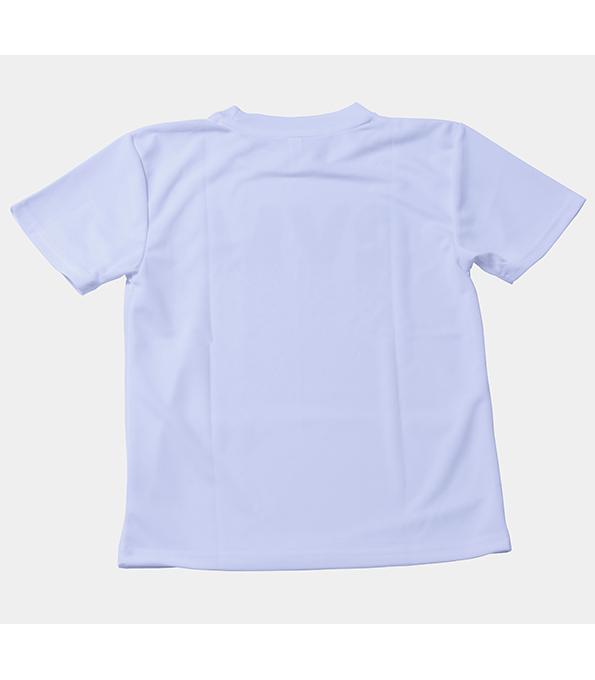スパンコールTシャツ_GYM_ WHITE