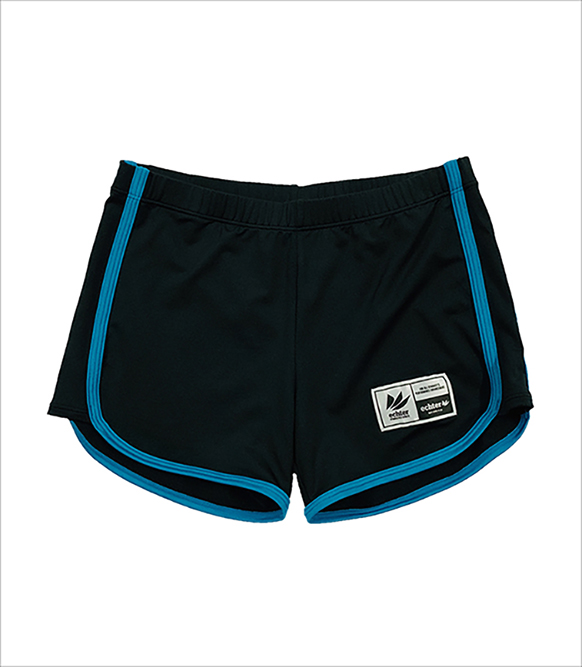 PIPING GYM-SPATS_TURQUOISE