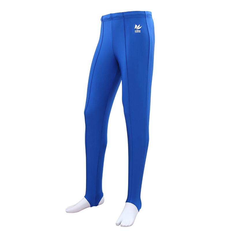 long pants (足掛有り) echter ライトブルー