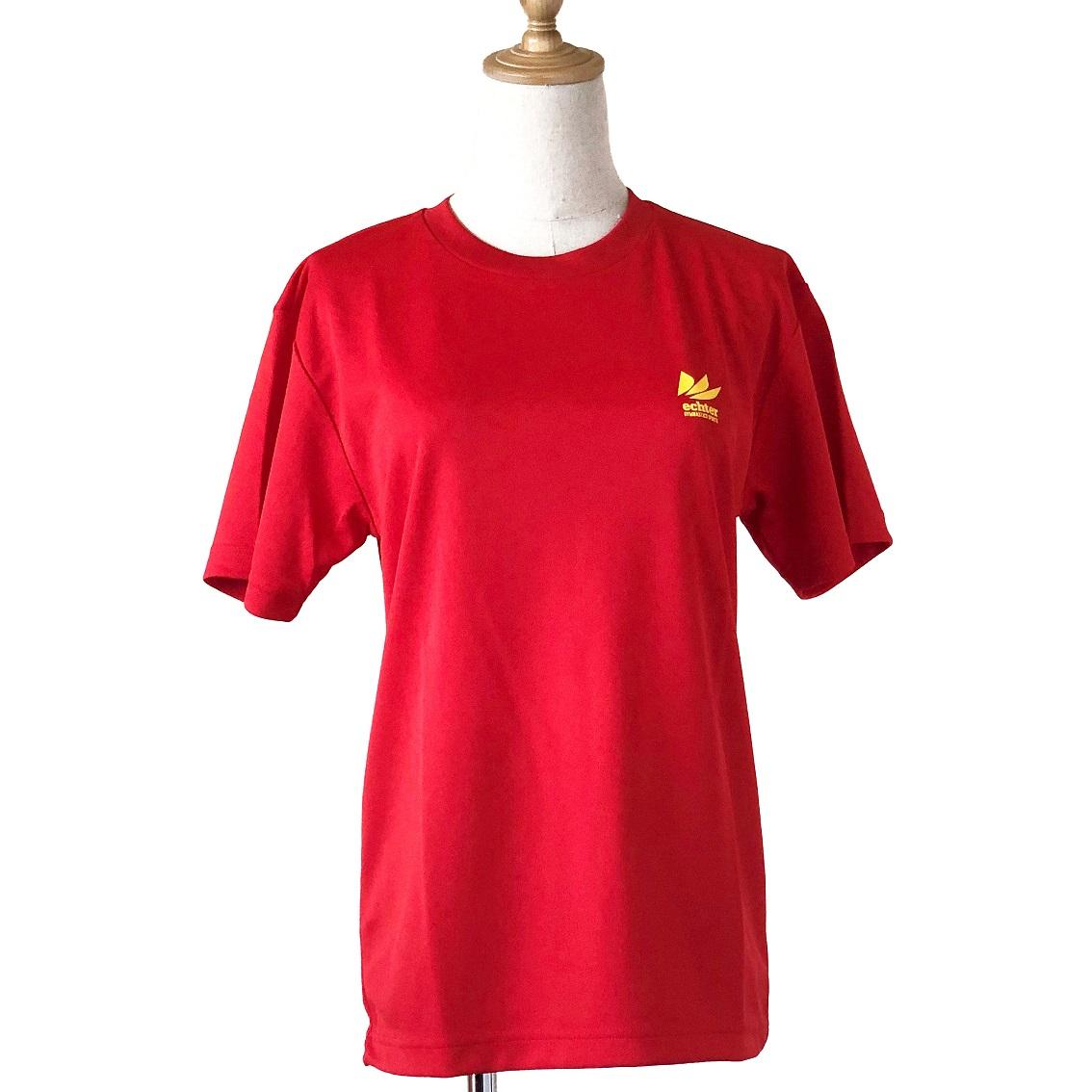 ジムフレンズTシャツ レッド タンマボックス