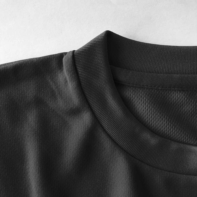 ジムフレンズTシャツ ブラック ロイター