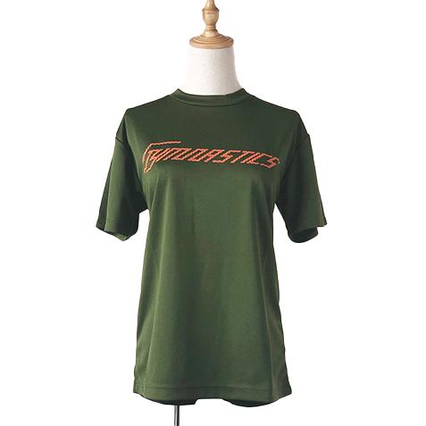 ジムナストTシャツ オリーブ