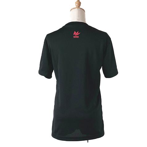 ジムナストTシャツ ブラック