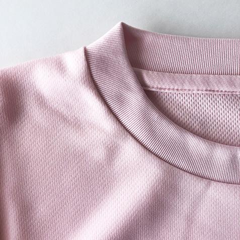 ジムナストTシャツ ライトピンク