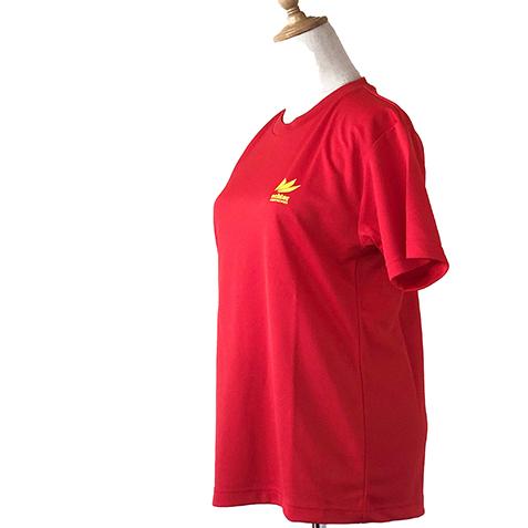 ジムフレンズTシャツ レッド ロイター