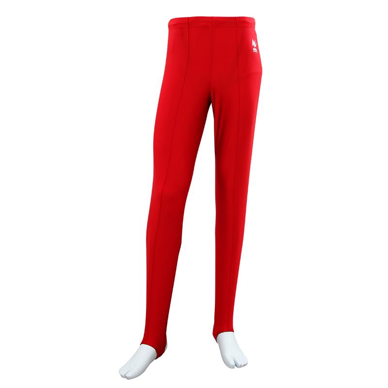 long pants echter レッド