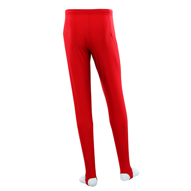 long pants (足掛有り) echter レッド