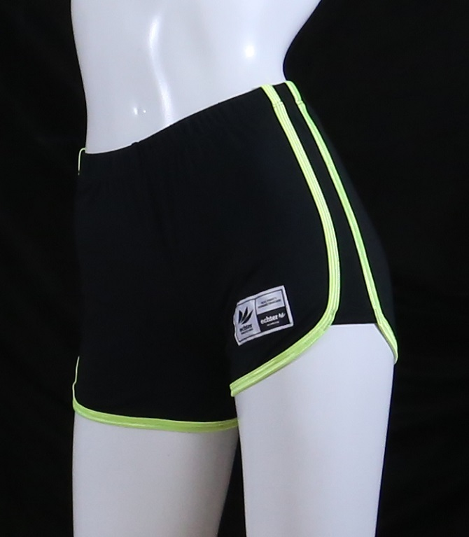 PIPING GYM-SPATS_LIME