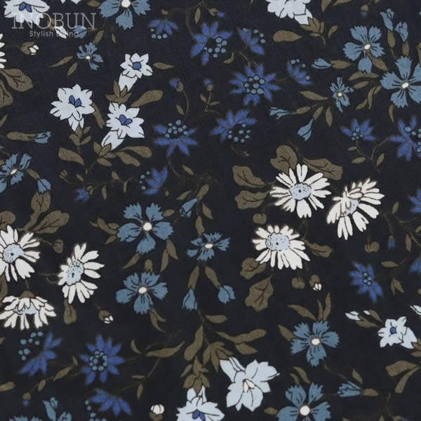 アムハースト amherst リバティ LIBERTY フレンチスリーブブラウス Maria/ZE ブラック Mサイズ 日本製 セール