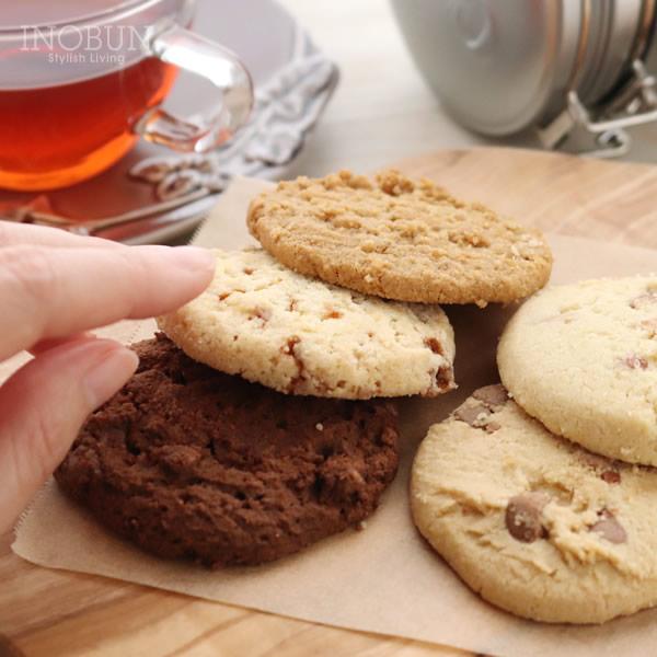 C&B カートライトアンドバトラー Cartwright&Butler トリプル・チョコレート・ビスケット イギリス お菓子 クッキー 缶 200g
