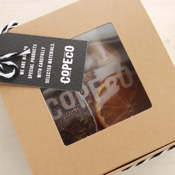 ドライ フルーツ ハーブティー 5種 セット クラフト ケース 入り COPECO コペコ