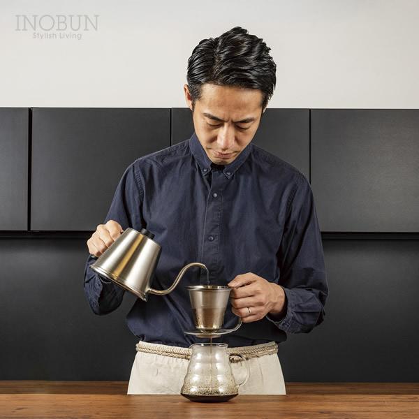 ハリオ HARIO プアコントロールケトル 粕谷モデル コーヒー ギフト プレゼント
