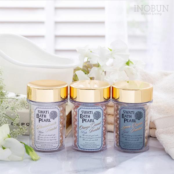 SWATi スワティ バスパール 入浴剤 M 52g ピンク
