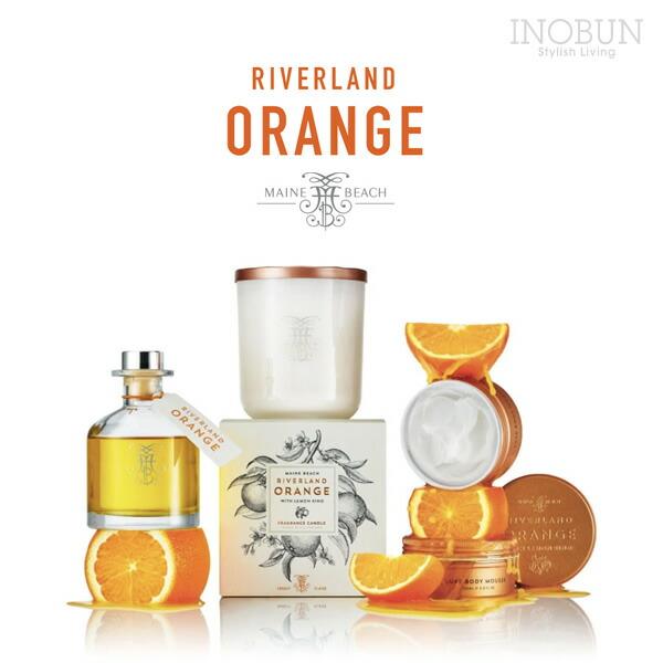 マインビーチ MAINE BEACH リバーランドオレンジ ハンド&ネイルクリーム 誕生日祝い ギフト