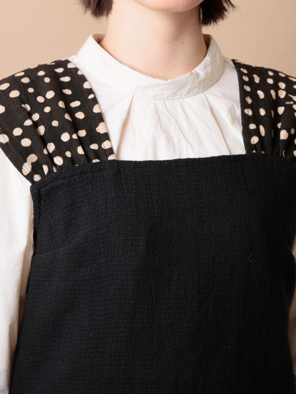 タイ 手織りコットンワンピース