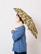 アフリカンパターン折りたたみ傘(晴雨兼用、7カラー)