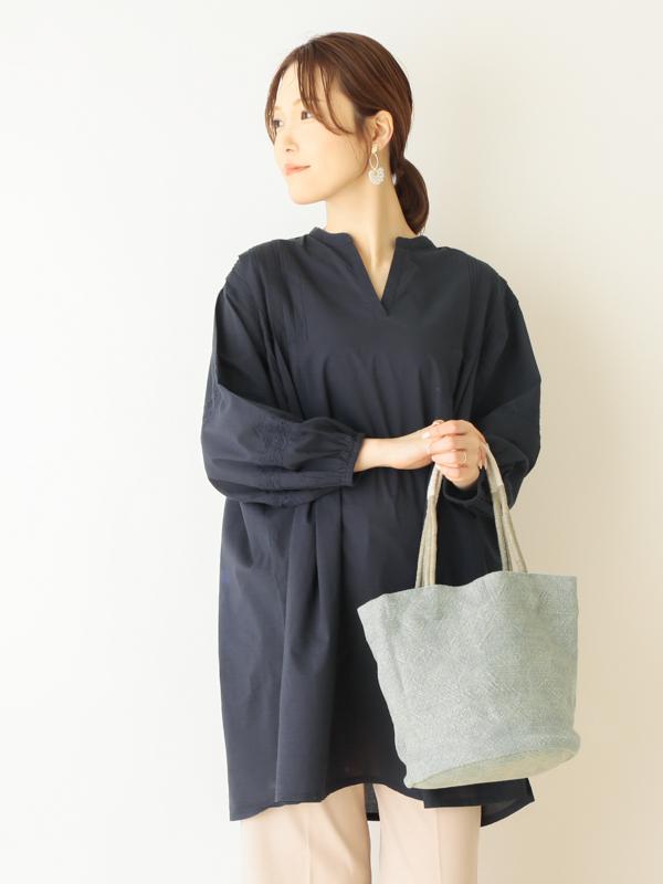 【30%OFF】ジュートバケツバッグ(3カラー) H21S308