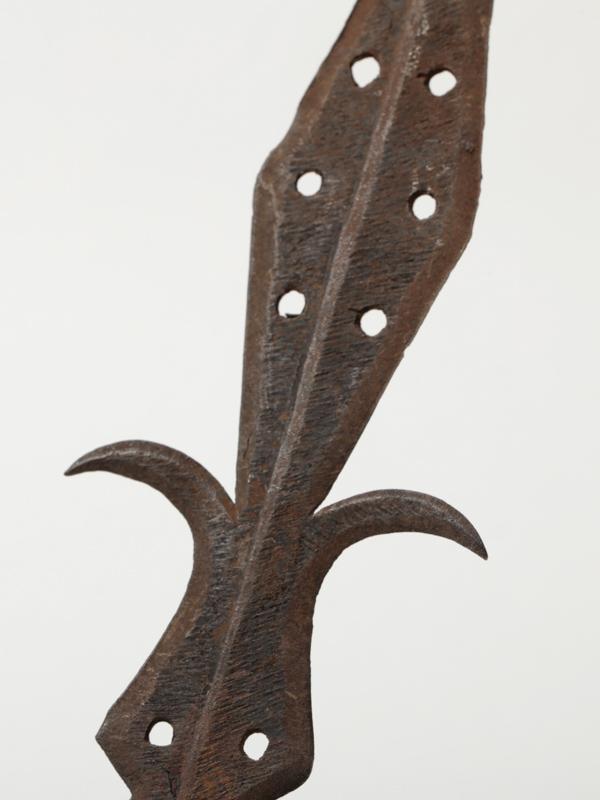 コンダ族 ナイフ